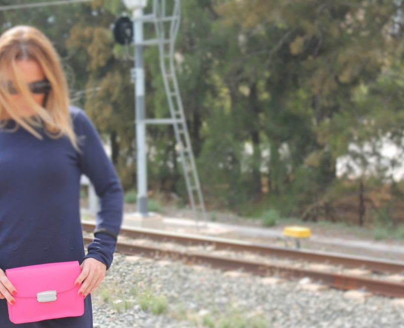 Bolso Sophi pink